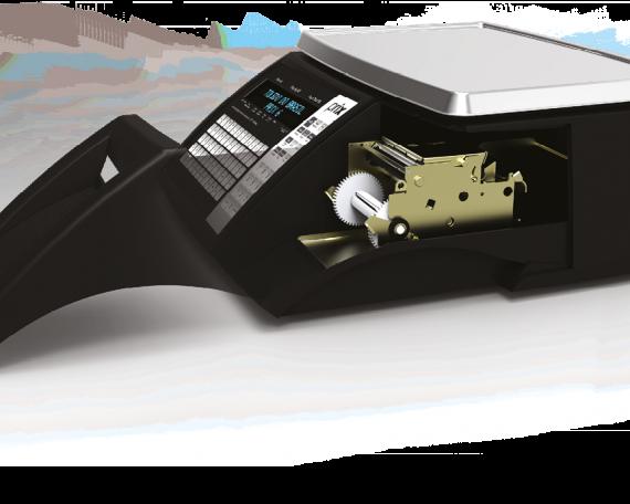 Prix 6 – Balança computadora com impressora integrada